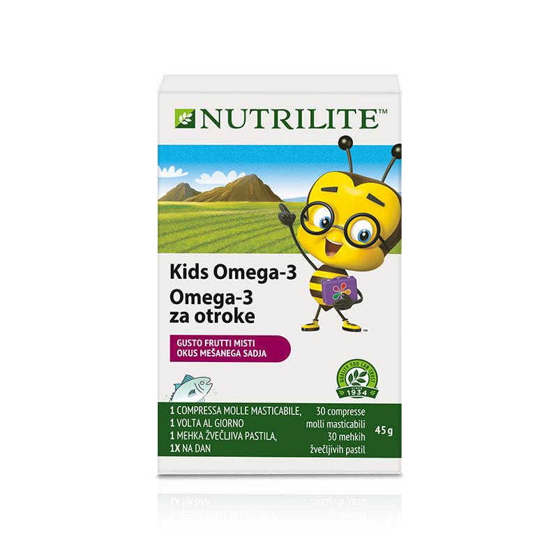 SaluteCosmetica - Kids Omega-3 NUTRILITE
