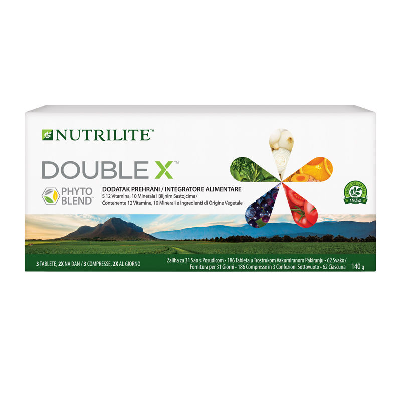DOUBLE X™ NUTRILITE™ 1