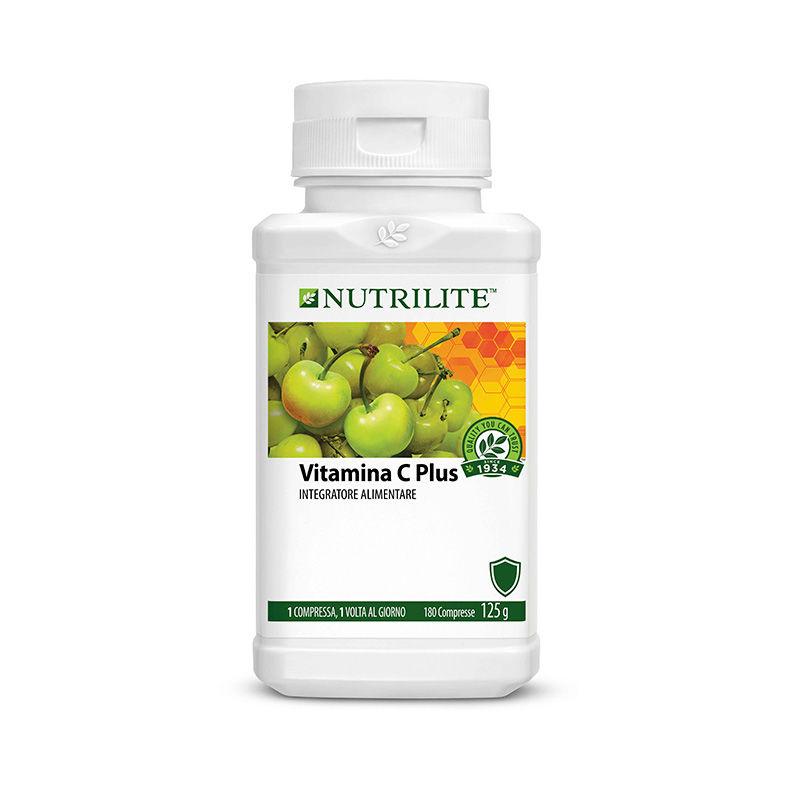 SaluteCosmetica - Vitamina C Plus (Formato Famiglia) NUTRILITE